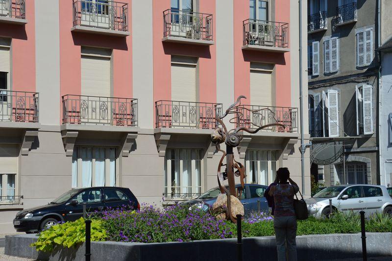 Place classée Jeanne d'Albret